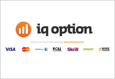 Iq Options Auszahlung